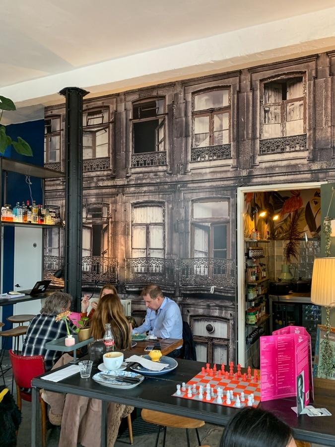 Restaurant Wolkers Haarlem