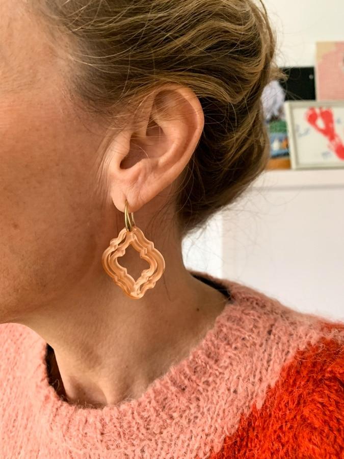 Earrings Sabine