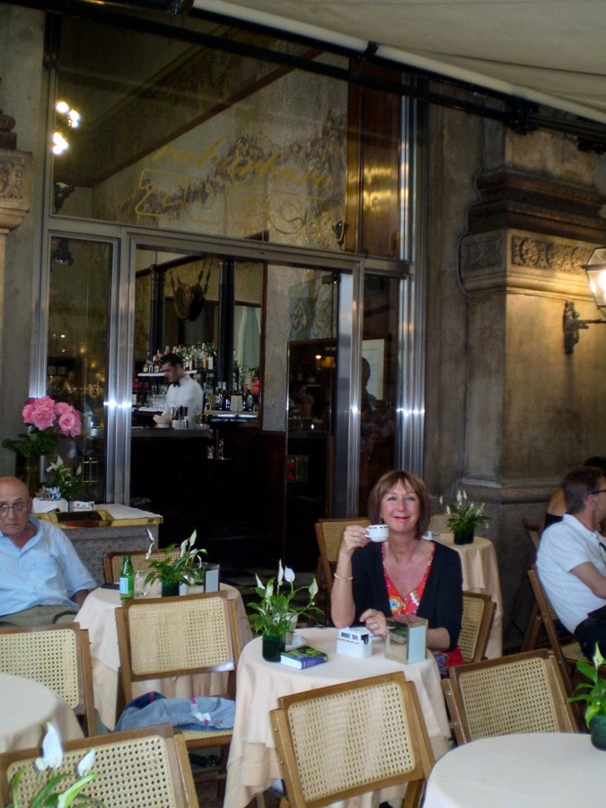 At Zucca in Milan