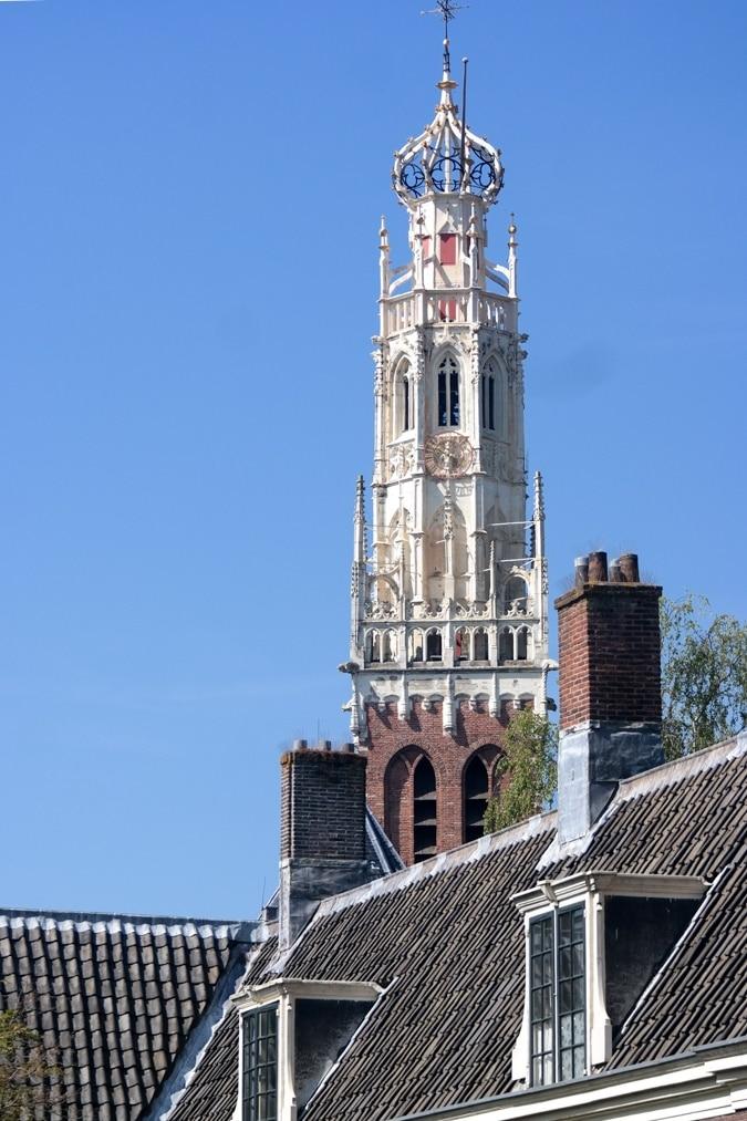 Teylers Hofje church