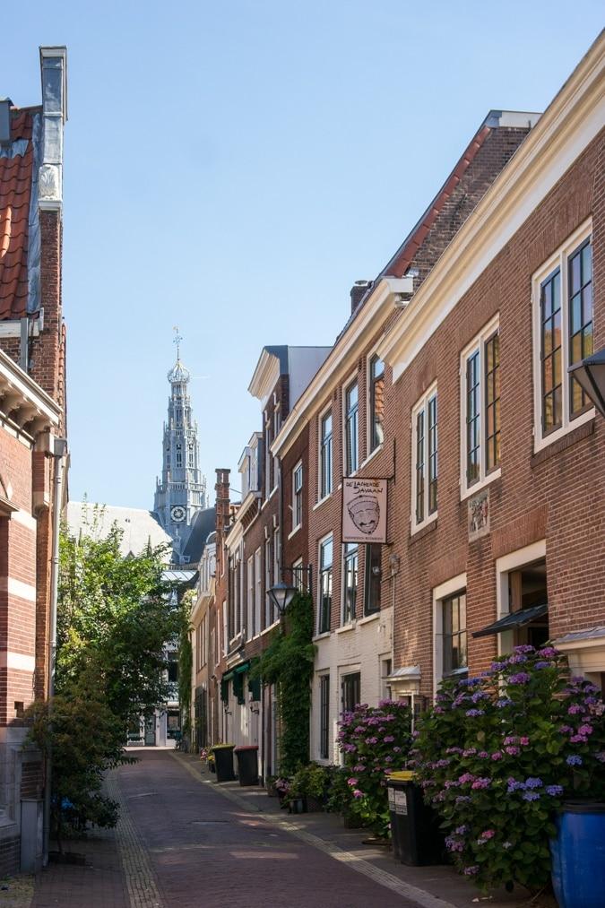 Haarlem Frankestraat