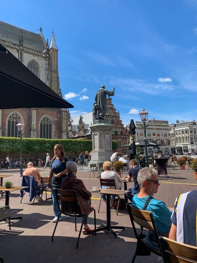 Market square Haarlem