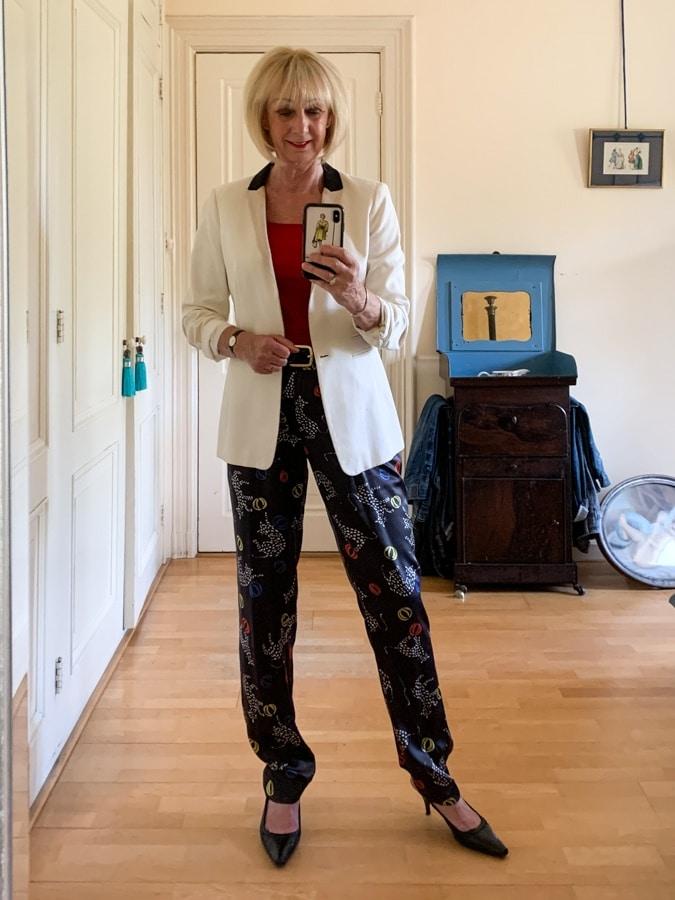 Spijkers and Spijkers trousers