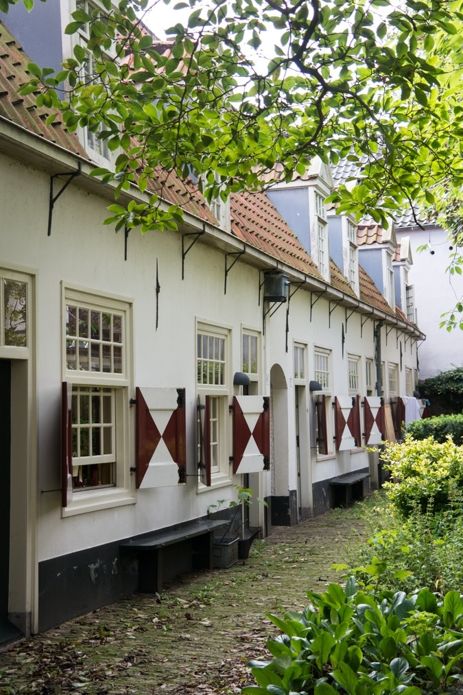 Brouwershofje, Haarlem