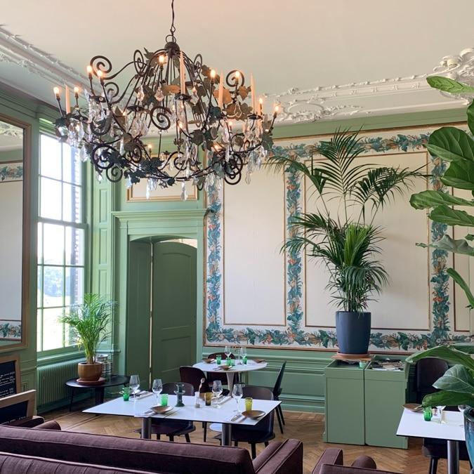 Plantage Rococo restaurant