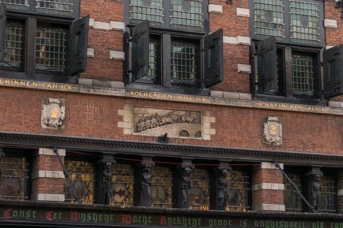 Haarlem close-up