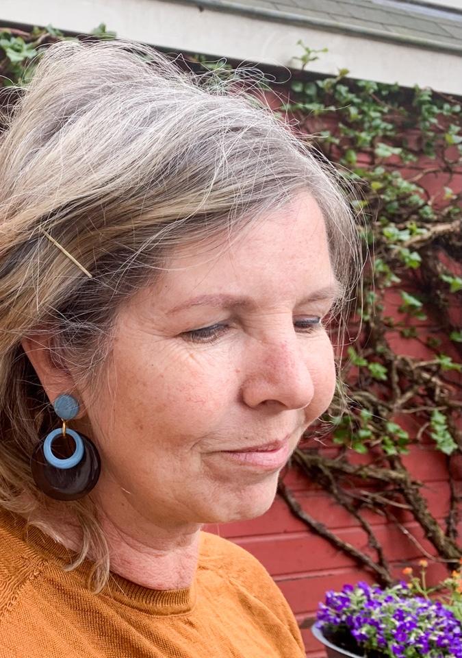 Earrings Marcella of Lara Design.nl