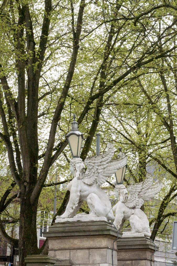 Wertheim park Amsterdam