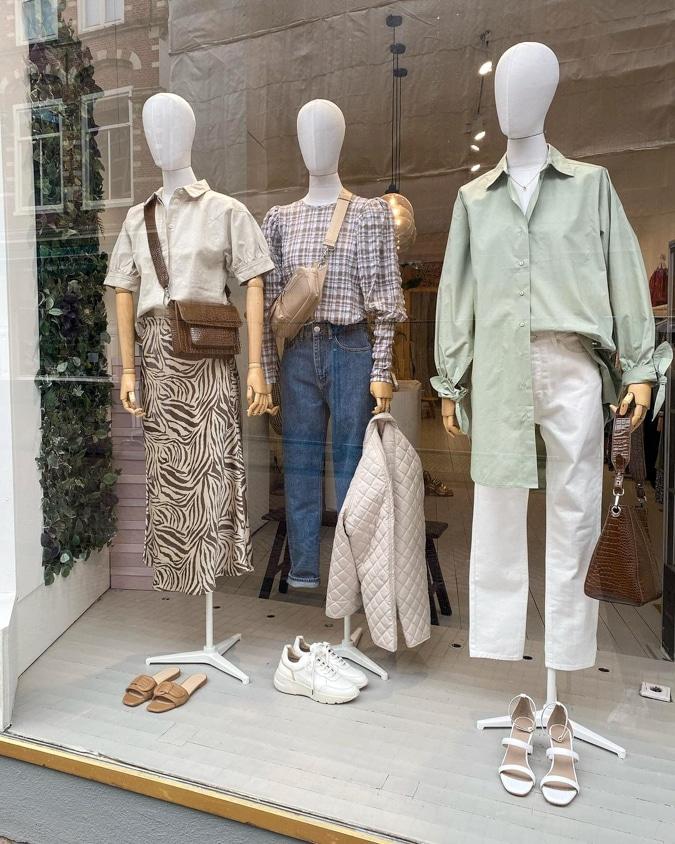 Shop window kpa.haarlem