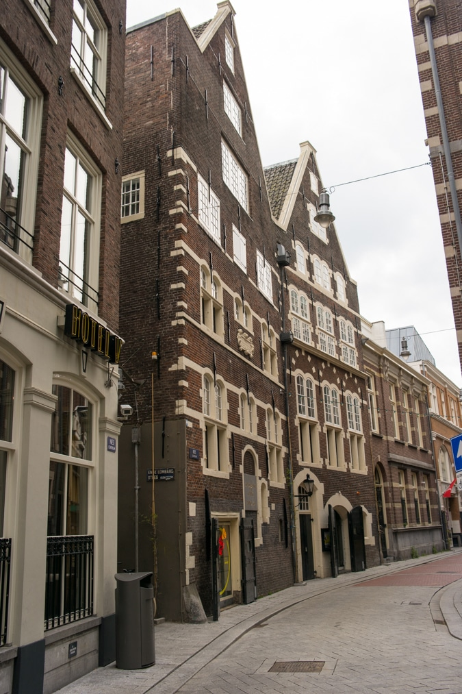 Amsterdam, de Nes