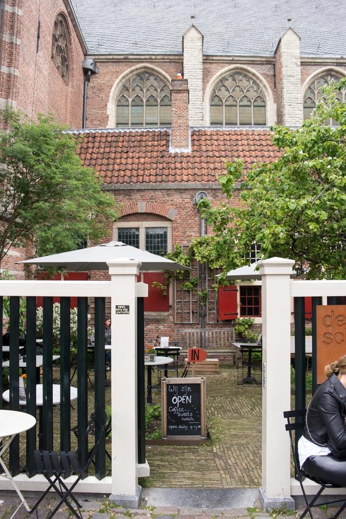 Amsterdam near the Oude Kerk