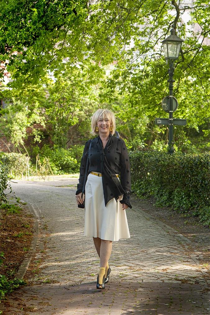 Black Vivienne Westwood blouse