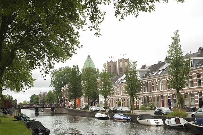 Haarlem Leidsevaart