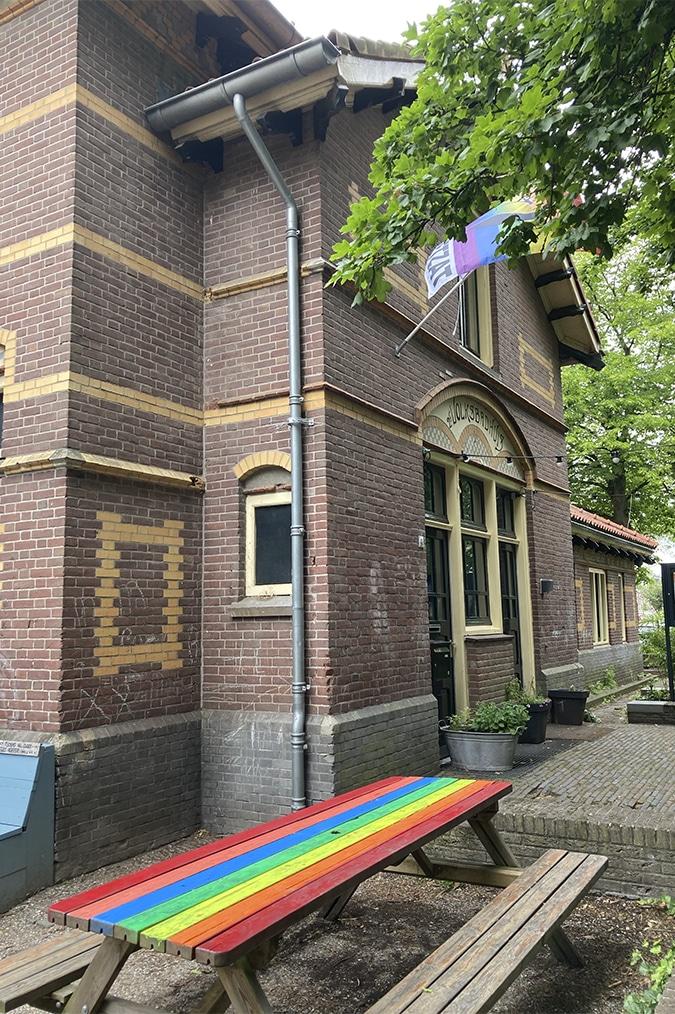 Haarlem, Leidsebuurt