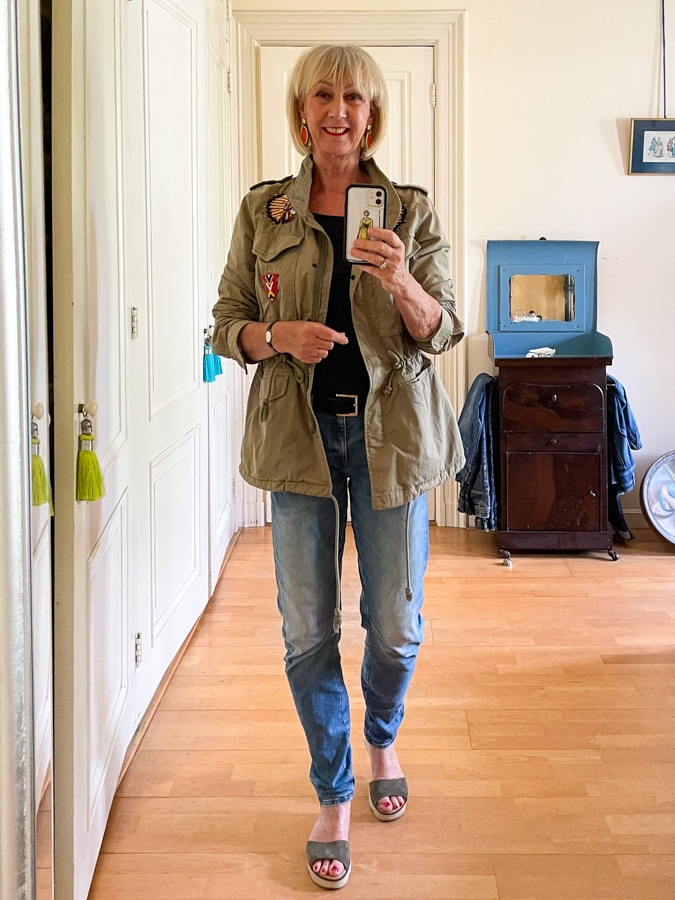 Second-hand jacket Ralph Lauren