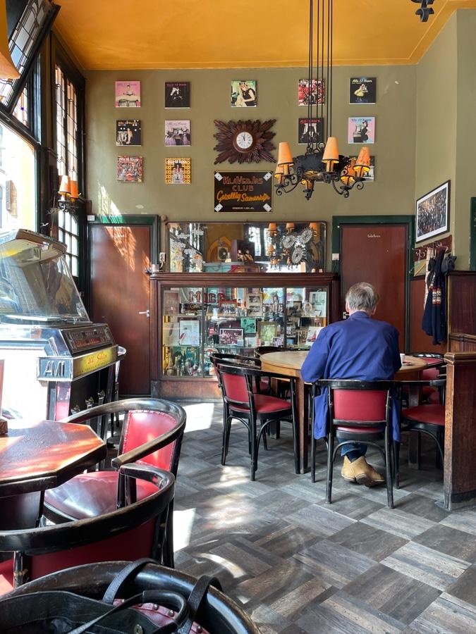Café Krom Amsterdam