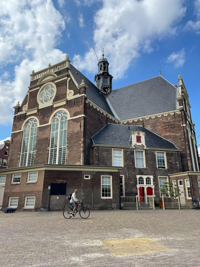 Amsterdam Noordermarkt church
