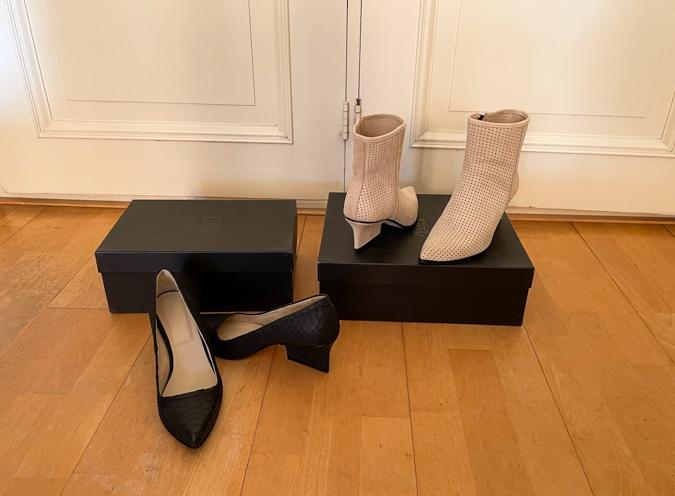EIJK pumps and boots