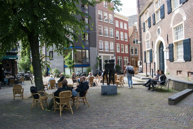 Amsterdam Noordermarkt
