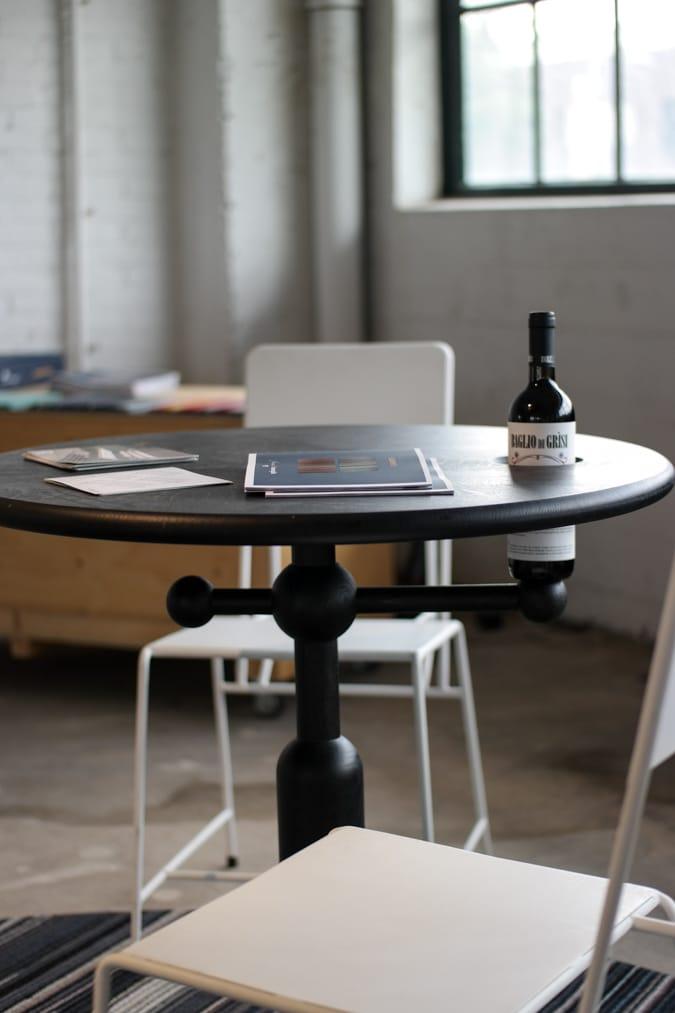 Café table Kranen Gille