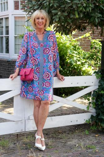 Floral summer dress Cabi